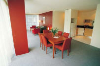 Two Bedroom Dining Room - Park Regis Griffin Suites Melbourne -
