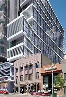 citadines melbourne on bourke melbourne hotels and. Black Bedroom Furniture Sets. Home Design Ideas