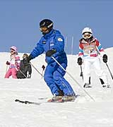 Learning to Ski on Mount Buller
